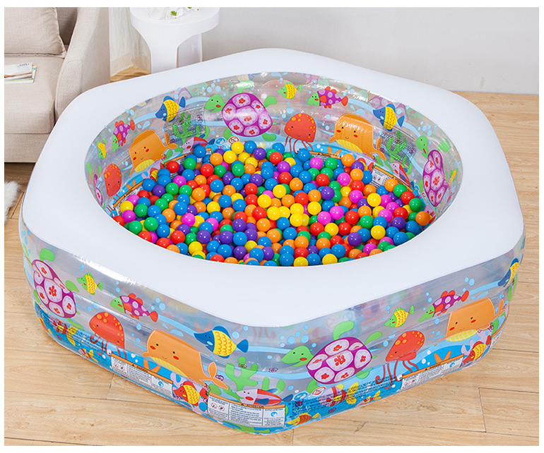 Wholesale play water mini inflatable swimming pool for kids