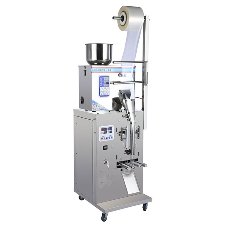 Vertical Powder / Liquid / Paste / Granule Form Fill Seal Bagger <strong>Machine</strong> Automatic VFFS Pouch / Bag / <strong>Sachet</strong> <strong>Packing</strong> <strong>Machine</strong>