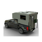 Aluminum 4x4 Customised Travel Pop up truck camper trailer For Sale