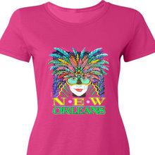 Модный стиль, Винтажный Мужской Размер Xl 1990, Новый Орлеан, французские кварталы, маскарадная футболка Марди Гра, пальто, одежда, топы(Китай)