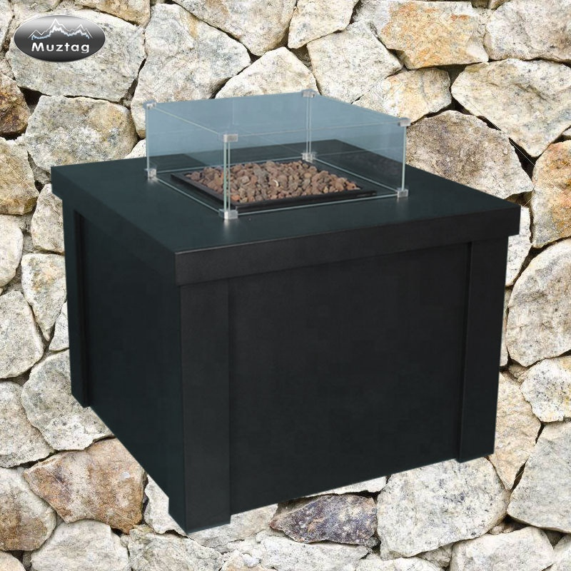 CE Approved Patio Gas Fireplace Fireplaces Modern Gas Fireplace Gas Kamin Fire Outdoor Place