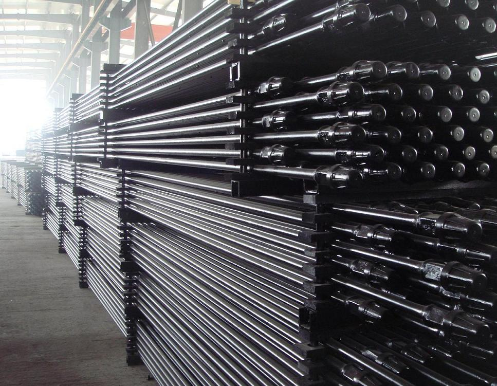 Grade D 1 inch Oilfield hollow sucker rod for well drilling oil gas producing