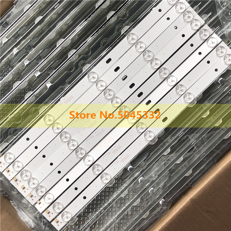 8PCS/lot 100%NEW Philco 40&quot; TV led backlight bar 400S8606X8-A0035 E34036 40S-<strong>4</strong>-10 1.00.1.388015S01R <strong>V1</strong> 94V-O DY-01