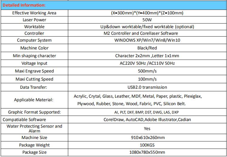 MH-3040 (M2) Laser 00