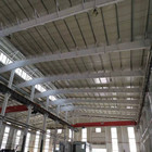 prefabricated prefab construction design steel structure warehouse building