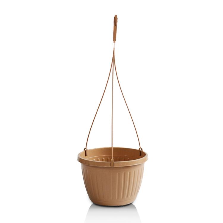 planter pot flower wholesale plastic plant pots plastic hanging basket plants