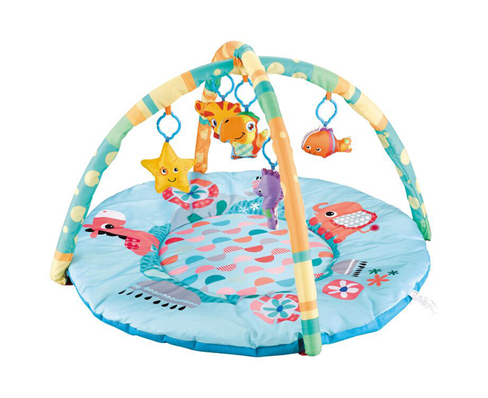 Wholesale baby play gym baby gym infant play mats game carpet