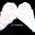 Wings Halloween Wings Wholesale Flying White Angel Feather Wings For Halloween