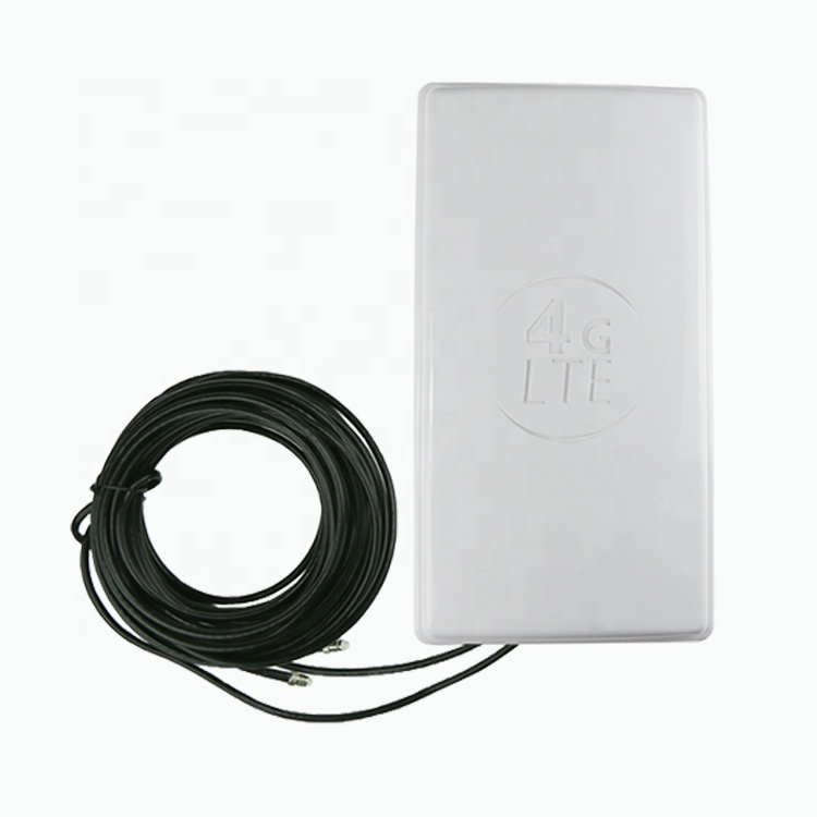Wall mounted directional 15m cable SMA outdoor wifi huawei router <strong>antenna</strong>