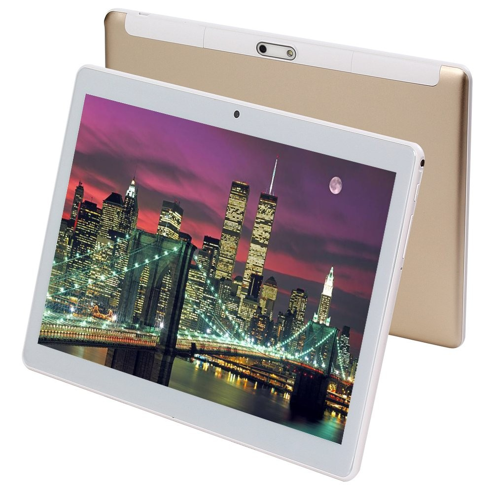 Front Camera 10 inch 4g tablet dual sim GSM WCDMA telefoon tablet Pc