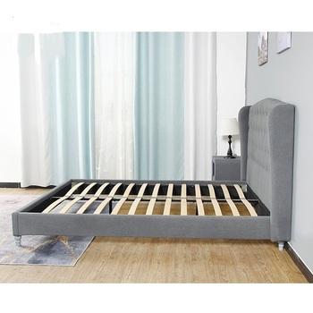 Free Sample Twin Queen Platform Bed