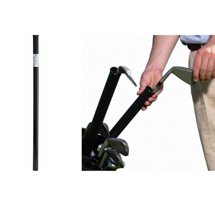 Plastic Club Protection Golf Club Bag Tubes Dividers