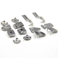 HOT SALE Custom High Quality Trousers Adjustable Buckle Hook Snap Buttons For Trousers