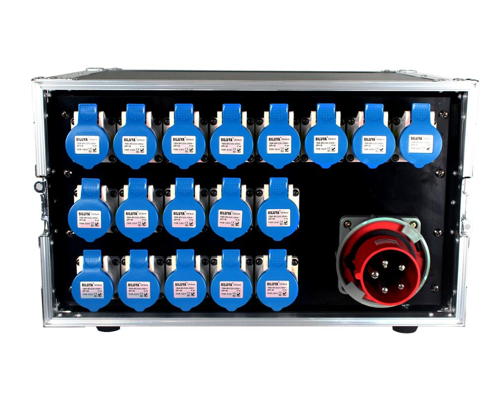 speaker unit cee 3p 16a 230v panel distribution <strong>electricity</strong>