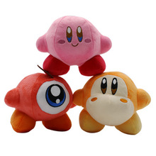 "Sanei Kirby Adventure All Star Collection-KP01-5.5 ""Kirby Farcito del giocattolo Della <span class=keywords><strong>Peluche</strong></span> Nintendo Kirby <span class=keywords><strong>peluche</strong></span> giocattolo"