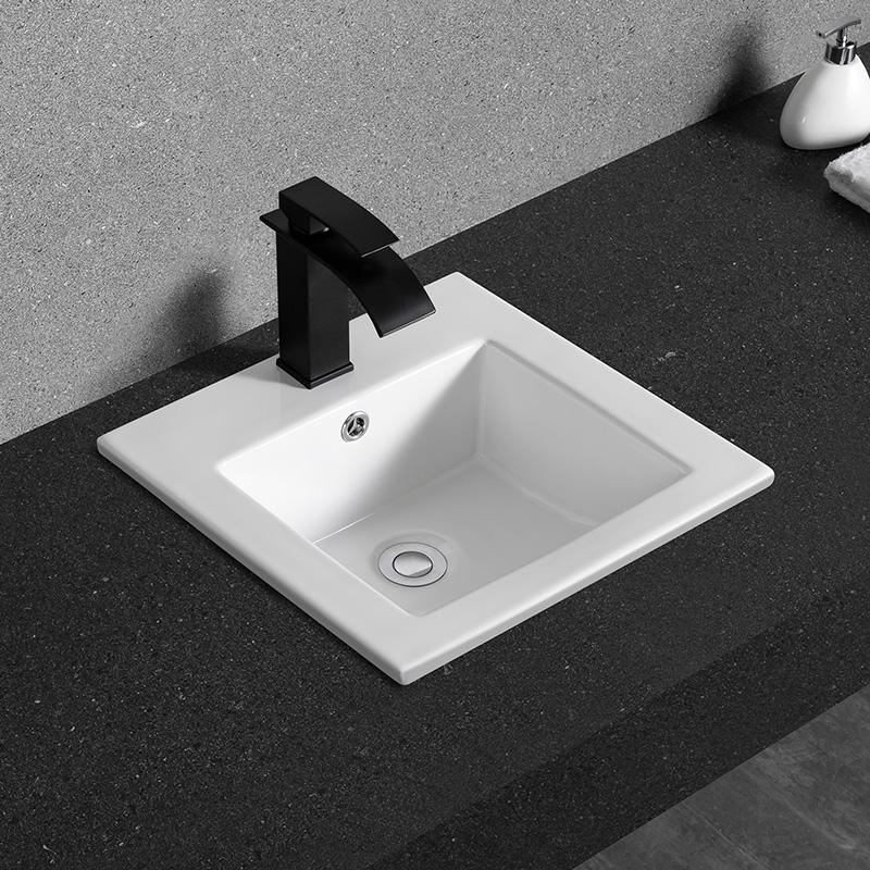 Cb35 500 Wholesale Smooth Glaze Standard Size Cabinet Basin Porcelain Bathroom Sink Buy Bathroom Sink Porcelain Bathroom Sink Standard Size Sink Product On Alibaba Com