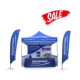 10x10 Folded Tents/Advertising Canopy Tent /Pop Up Tents