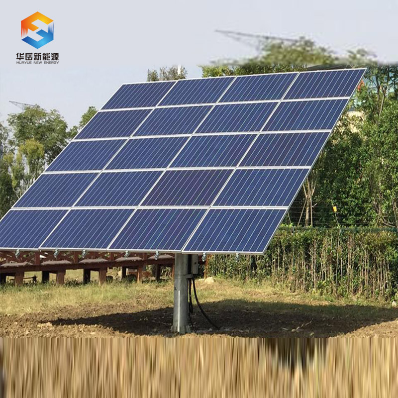 7kw dual as tracker solar tracking systeem zon tracker 2 as solar tracking systeem zonnepaneel tracking systeem