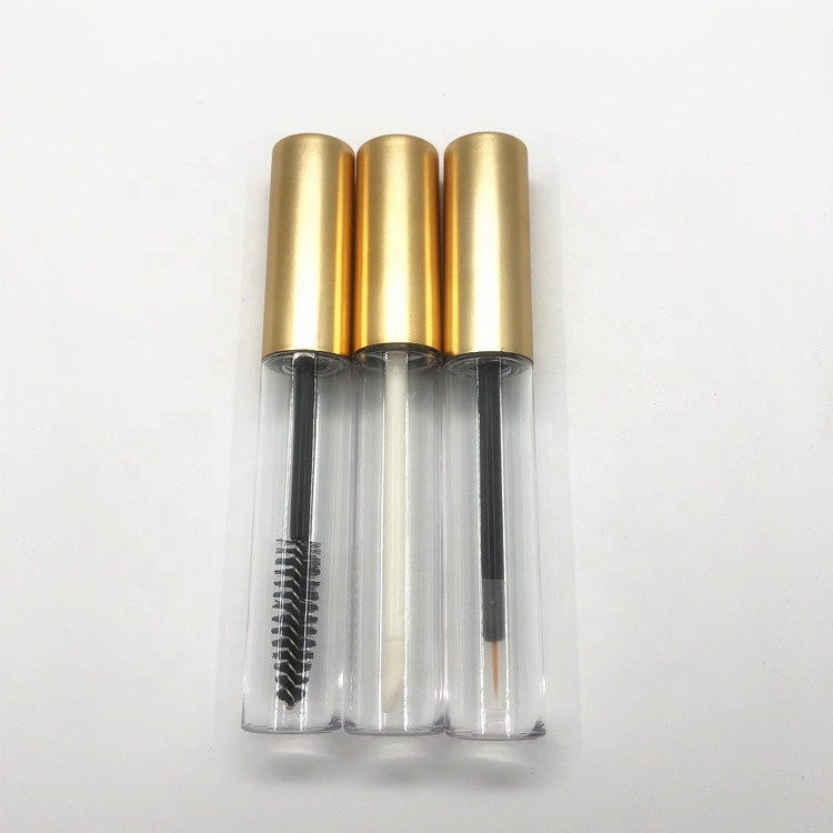 Private label 3.5ml 10ml transparent eye mascara tube empty