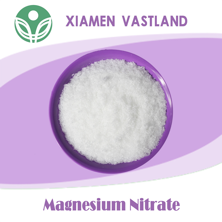 Magnesium Nitrate  soluble fertilizer for drip irrigation with MgO and NO3-N