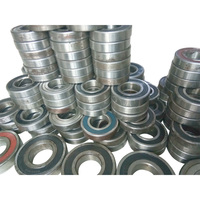 Hot sale high speed high quality used deep groove second hand bearings