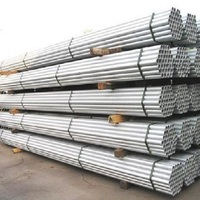Cold rolled and Galvanized steel pipe