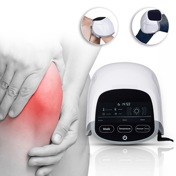 2020 Best selling Far Infrared Laser Therapy Natural Knee Arthritis Remedies Massager