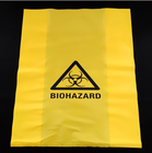 Red Hospital Use Biohazard Garbage Gags, Medical Waste Bags/
