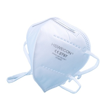 Best Performance Disposable FFP2 Face Mask Respirator for Home Protective Use Comfortable and Keeping Warm