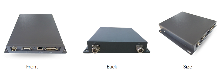JAVS18-30Y8AH UHF RFID Directional Reader