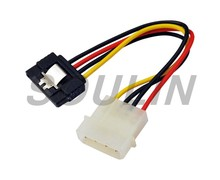 Serial ATA Kabel Power SATA 15pin SATA F/4pin M