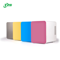 4L DC12V Car Home Refrigerator Mini Beauty Fridge Electric Power Mini Fridge for Cosmetic