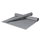 Anti Slip Polyester Rubber Backing Linnet Grey Bar Carpet Outdoor Washable Rug Sets Korean Floor Door Mat