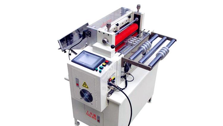 automatische papierrolle bis blatt schneidemaschine