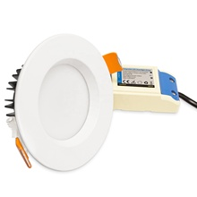 Gledopto brandly trimless led 통 6w <span class=keywords><strong>색상</strong></span> 변경 희미한 따뜻한 SMD recessed LED 통