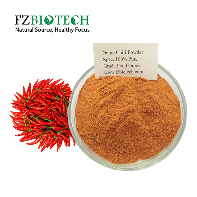Marcas populares Ghost Chilli Pepper Paprika Red Chili Powder