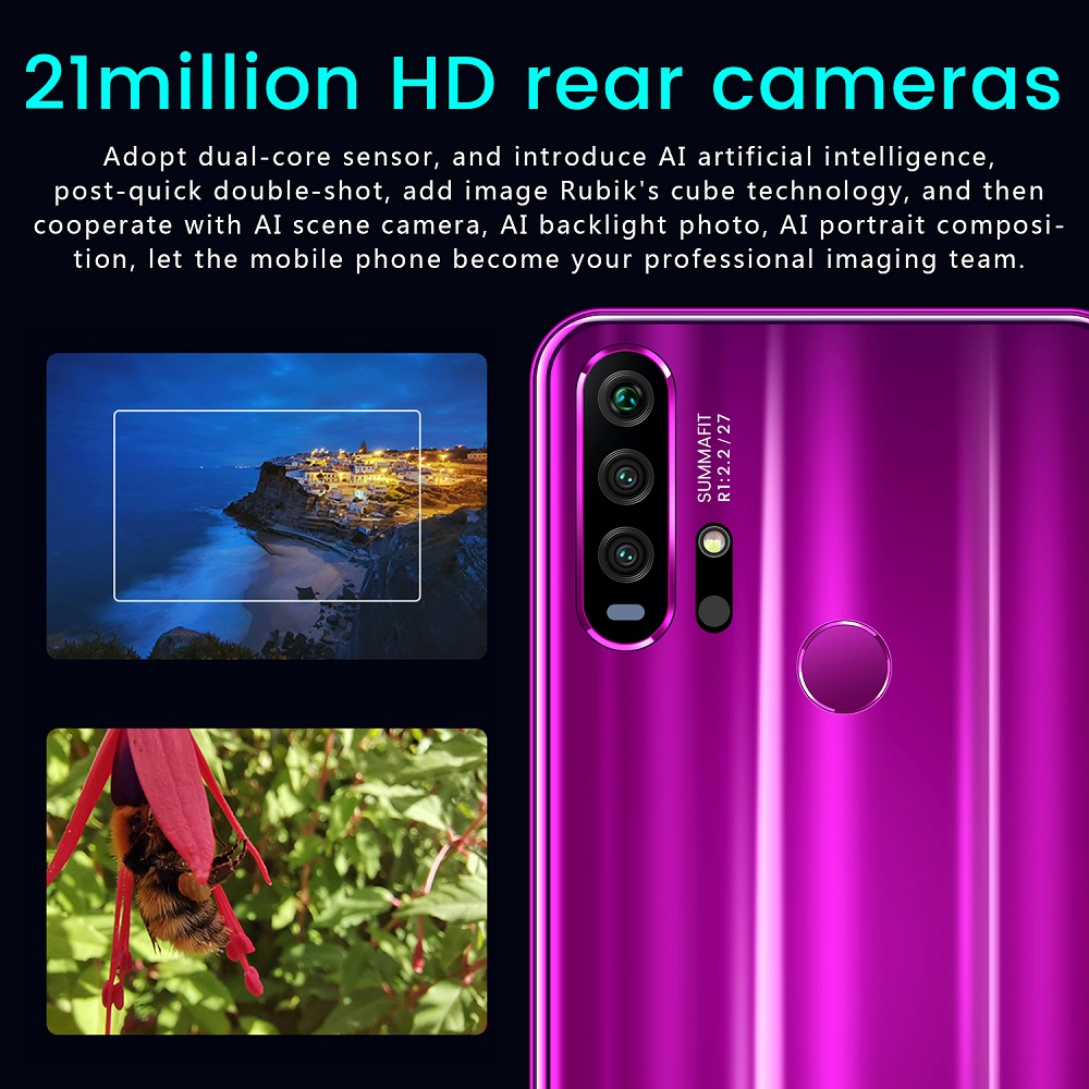 Hot Sell R30 Pro Unlocked Wholesale 6.3inch Smart Phone Cheap Smartphone 4g Phone Buy Mobile Phones Smartphone