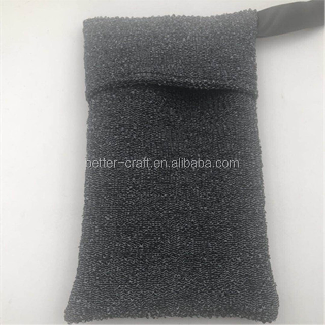 High Quality nylon soap bag