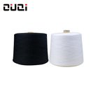 ne 30 1 100% Spun polyester yarn Knitting Yarn For Hand Knitting
