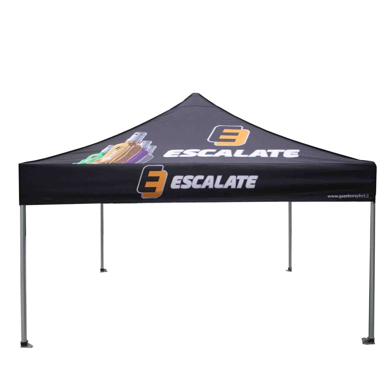 10x10 Custom printed logo aluminum <strong>trade</strong> show folding pop up tent for evnets