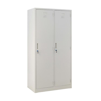 China Supplier Metal 2 Doors File Cabinet/Office Steel Filing Cabinet, Customized Layers