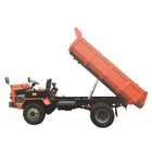 China manufacture mining heavy duty wheel type truck tipper dump truck