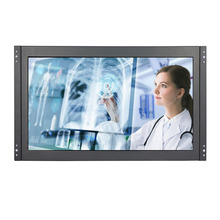 산업 panel 풀 metal case open frame 벽 실장 (smd, smt 데스크탑 15.6 인치 pcap touch screen monitor