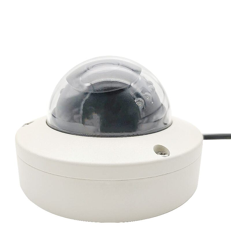 1080P HD IP School Bus Surveillance Inside View CCTV Dome Vandalproof Vehicle Camera