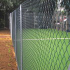 Direct factory Galvanized PVC Coated chain link fence