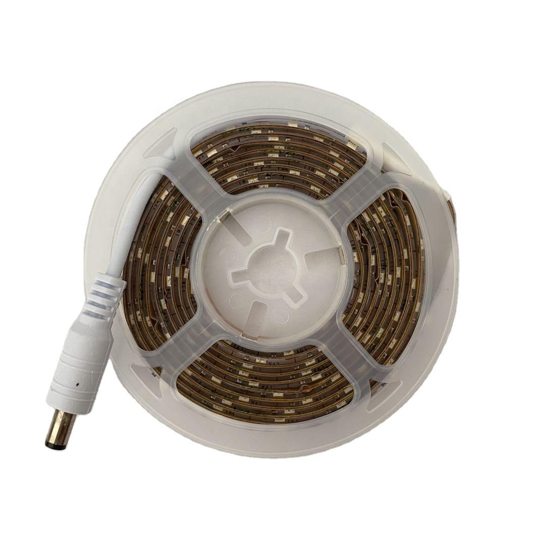 Led Smart Light Sensor Control Light Motion Sensor Night Light  Color Warm White multifunction Ngiht Lamp