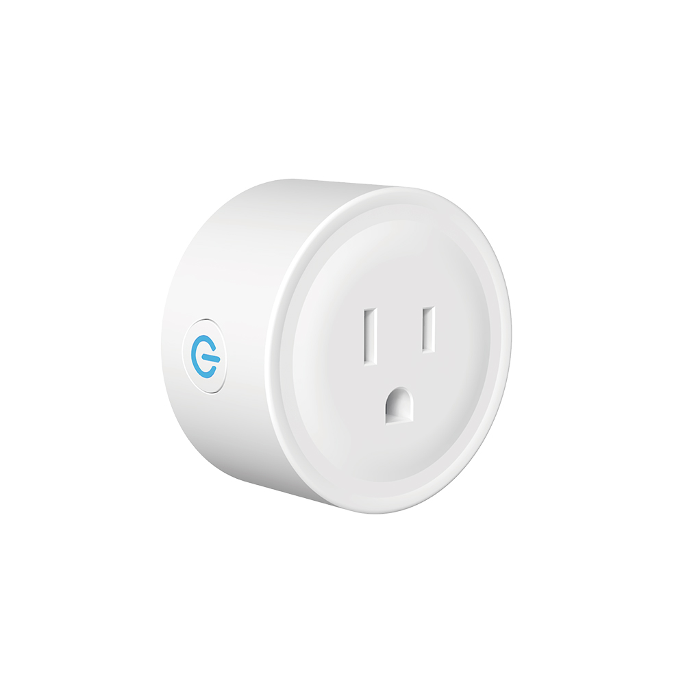US Voice Control Light Power Automation Outlet Support Alexa Wall Socket US Wifi Switch Smart Home Plug Socket Outlet