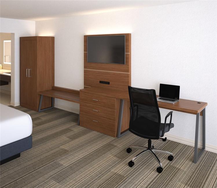 America Modern Luxury Holiday Inn Express Hotelชุดห้องนอนโรงแรมราคาถูกเฟอร์นิเจอร์