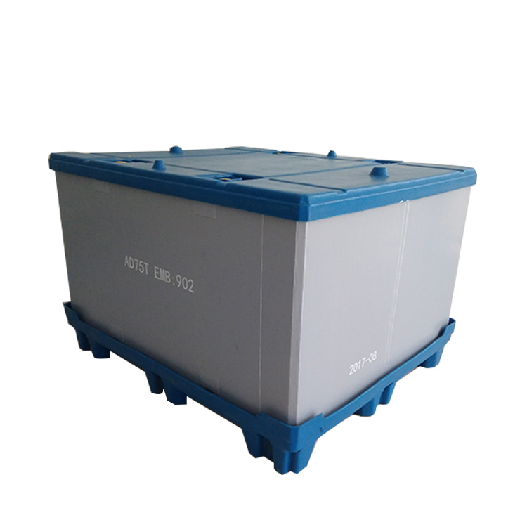 Stackable Manufacturers Sell In Plastic Boxes Various Logistics Carton For Supermarket