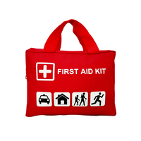 First Aid Bag Fast Bleeding Control Medical Kit contents Bolsos Firstaid Emergency Kit